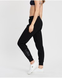 Emporio Armani - Knitted Logo Pants