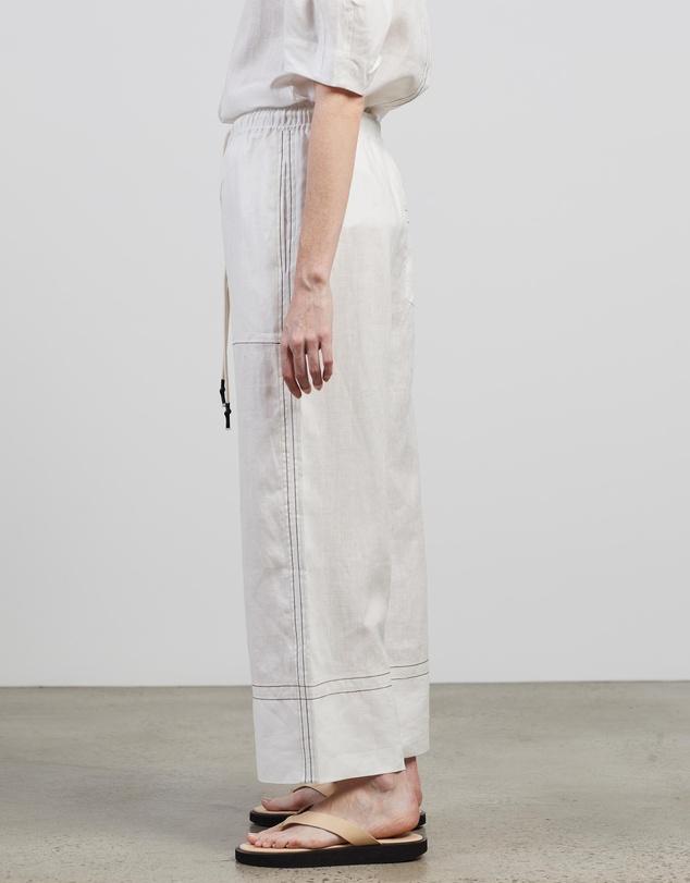 Women Sidney Linen PJ Pants