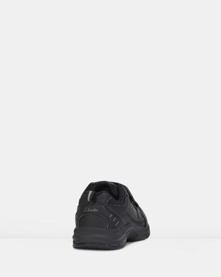 Clarks Advance - Flats (Black)