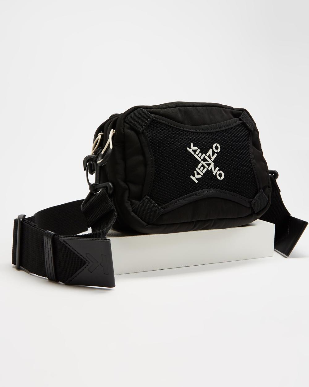 Kenzo Crossbody Bum Bags Black