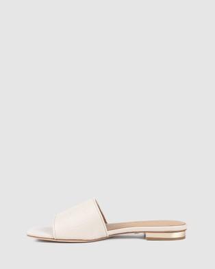 Robert Robert Juniper - Mid-low heels (White)
