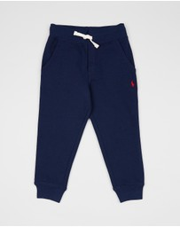 Polo Ralph Lauren - Plain Joggers - Kids