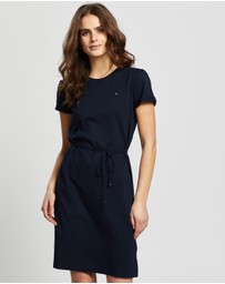 Tommy Hilfiger - Angela Regular SS Crew Neck Dress