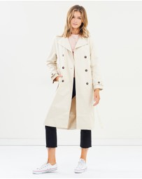 Nude Lucy - Amelie Trench Coat
