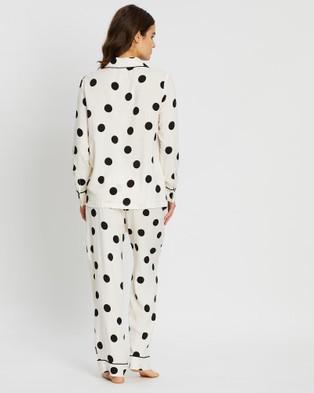 Project REM Spot Print Pyjama Set - Two-piece sets (Spot Print)