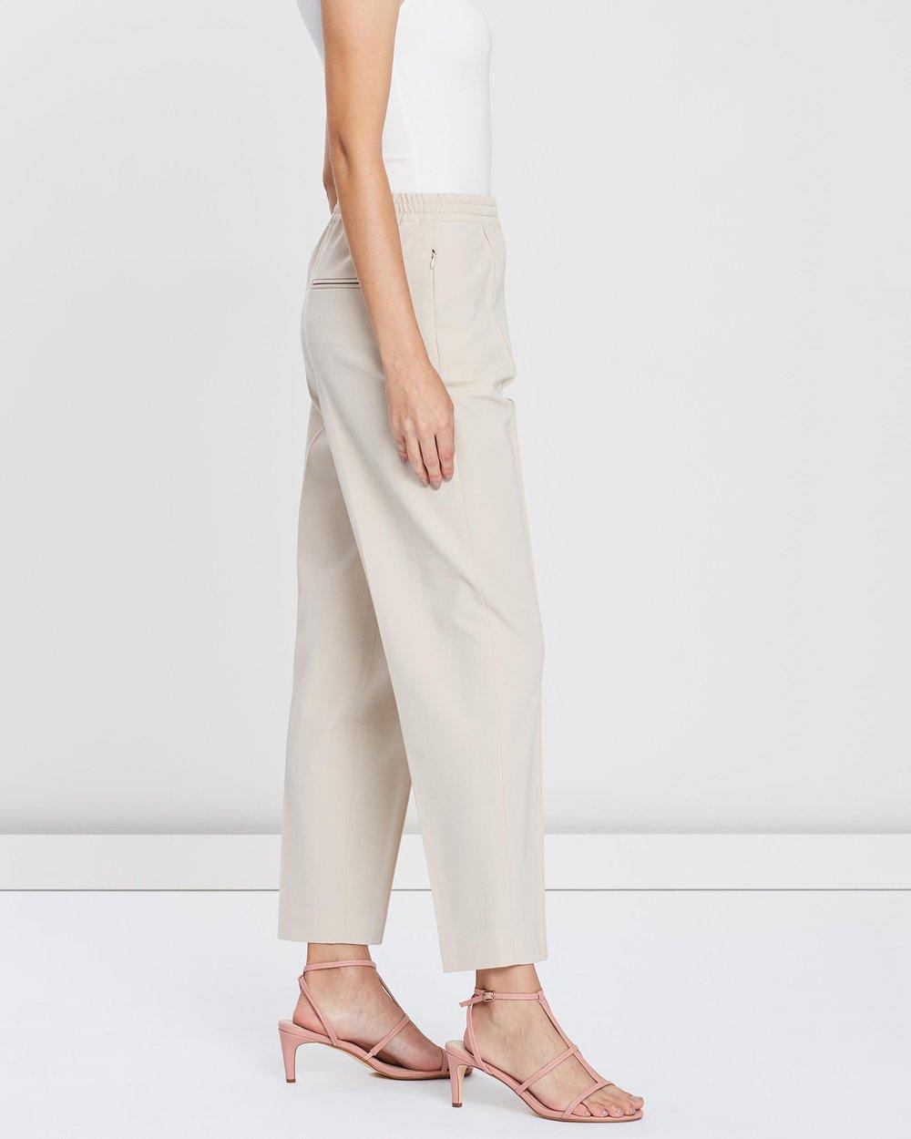 a3fccd41e1b Dalton Comfort Wool Pants by Joseph Online