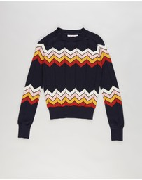 PLAY etc - Chevron Knit - Kids