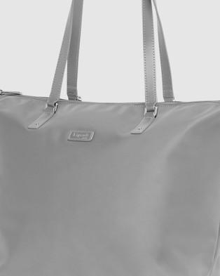 Lipault Paris Lady Plume Tote Bag - Bags (Pearl Grey)