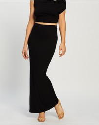 Dazie - Sweet Escape Maxi Skirt