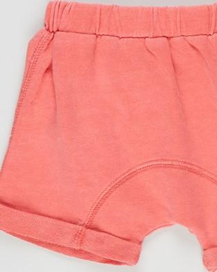 Cotton On Baby Sawyer Shorts   Babies - Shorts (Coral Crush)