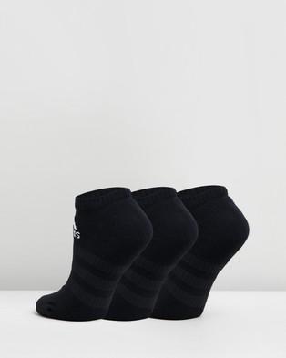 adidas Performance Cushion Low Socks   3 Pack - Underwear & Socks (Black)