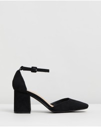 SPURR - Earnest Heels