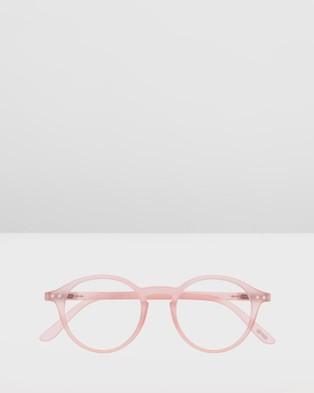 IZIPIZI Reading Collection D - Optical (Pink)