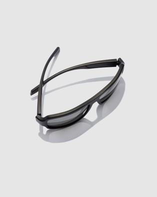 Hawkers Co Black F18 - Sunglasses (Black)
