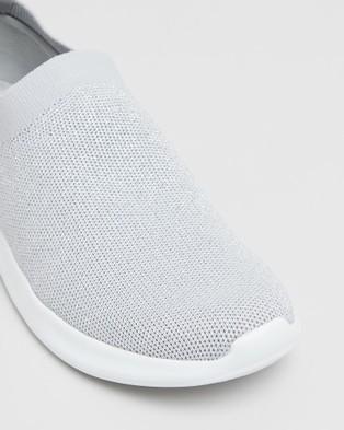 Holster Blaze - Slip-On Sneakers (Silver)