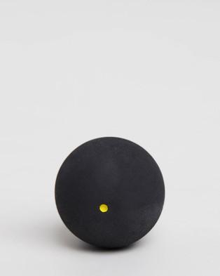 Wilson Staff Squash Balls 12 Pack   Slow - Sports Equipment (Black)