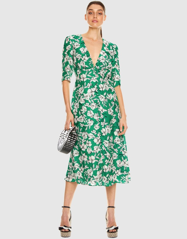 Talulah - That Forever Feeling Midi Dress