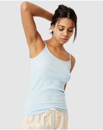 Cotton On Body - Long Rib Tank
