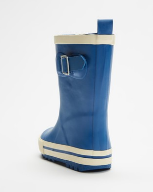 Cotton On Kids Fashion Golly Gumboots   Kids - Boots (Retro Blue)