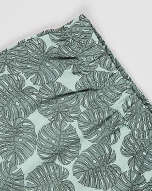 Cotton On Baby Stanley Shorties   Babies - Clothing (Smashed Avo & Tropical Leaves)