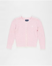 Polo Ralph Lauren - Preppy Cardi - Kids