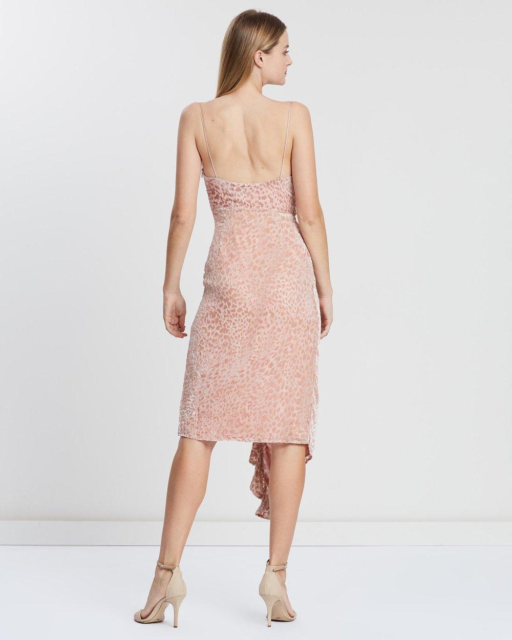 0e25fc1890d2 Emilia Dress by Misha Collection Online | THE ICONIC | Australia