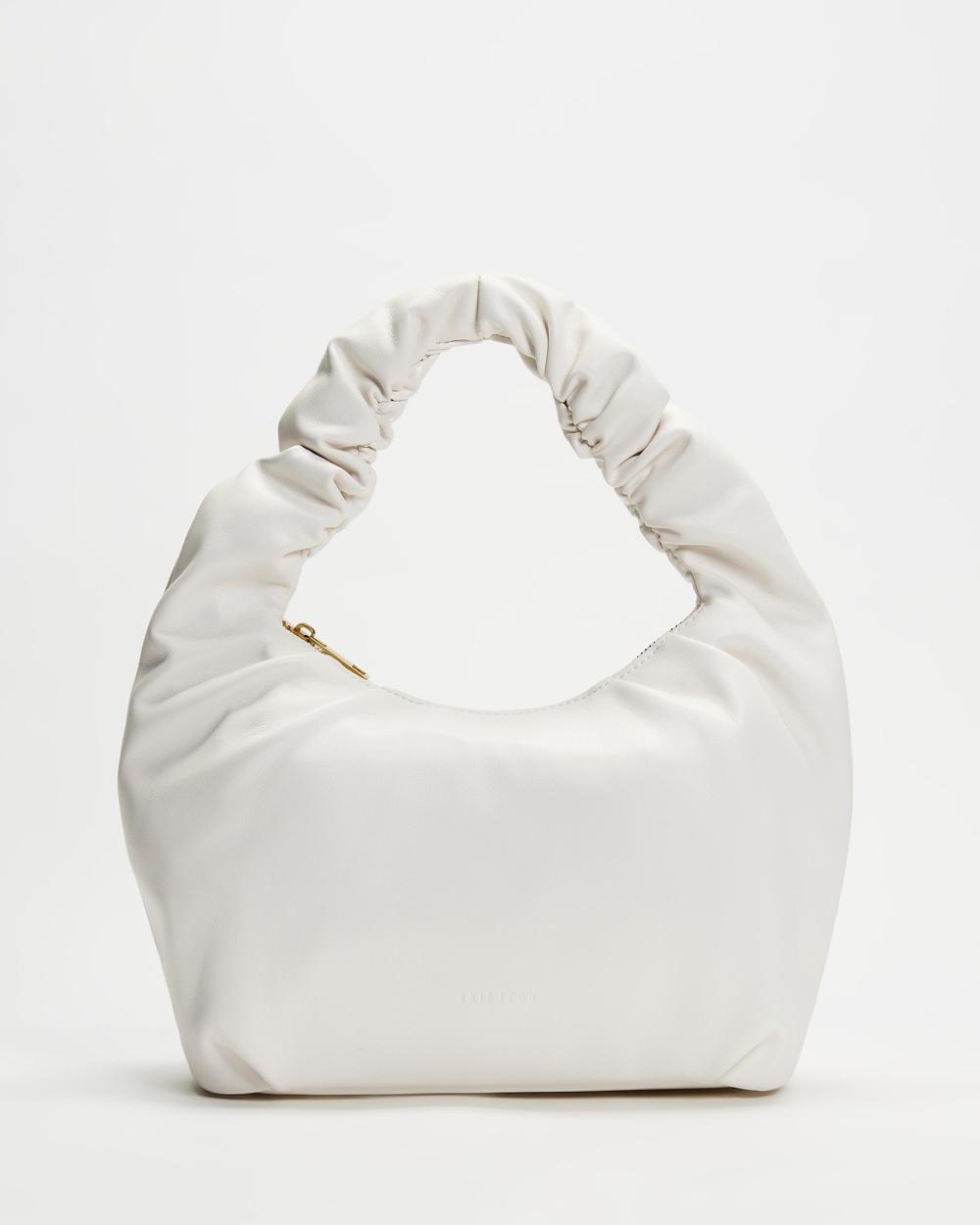 Brie Leon The Fae Bag Handbags White