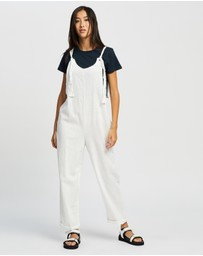 Cotton On - Woven Ines Strappy Jumpsuit