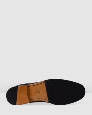 Bared Footwear Europium Lace ups   Men's - Dress Shoes (Black)