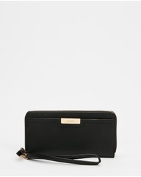 Nine West - Kennedy Zip-Around Wristlet