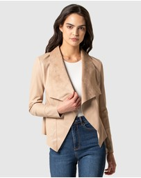 Forever New - Lena Waterfall Jacket
