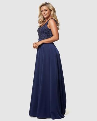 Tania Olsen Designs - Addilyn Dress - Bridesmaid Dresses (Navy) Addilyn Dress