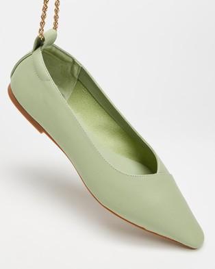 Senso Aubree I - Ballet Flats (Pistachio)