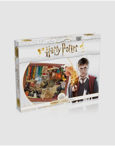 PUZZLE - Harry Potter Hogwarts Puzzle - 1000 piece