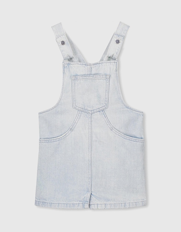Cotton On Kids - Shiloh Denim Skirtall - Kids