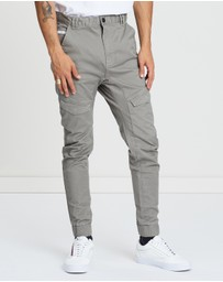 Nena & Pasadena - Flight Engineered Jogger Pants