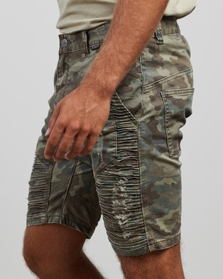 Kiss Chacey Zeppelin Shorts - Shorts (Camo)