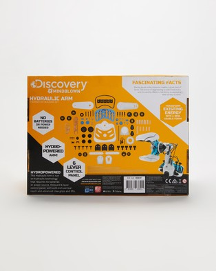 Discovery - Toy DIY Hydraulic Robotic Arm Toys (Robotic Arm)