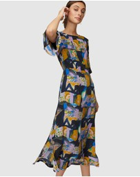 Gorman - Mountain To Sea Long Dress
