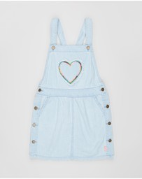 Billieblush - Denim Dress - Kids-Teens