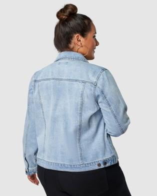 Indigo Tonic - Jacqueline Denim Jacket - Denim jacket (Blue) Jacqueline Denim Jacket