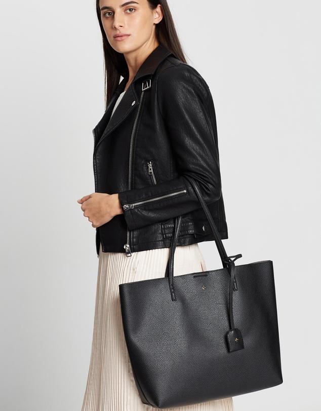Women Saint Tote Bag