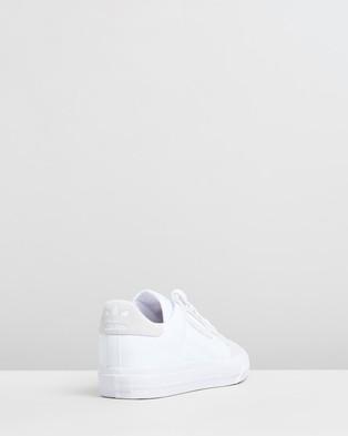 adidas Originals Continental Vulc   Unisex - Lifestyle Sneakers (Footwear White, Footwear White & Footwear White)