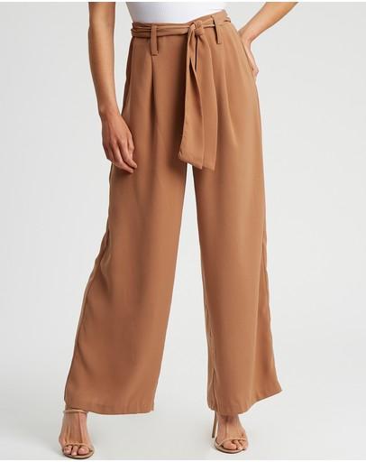 Tussah Phoenix Pants Camel