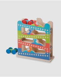 Melissa & Doug - First Play - Roll Ring Ramp Tower