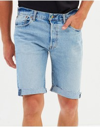 Levi's - 501 Original Cutoff Shorts