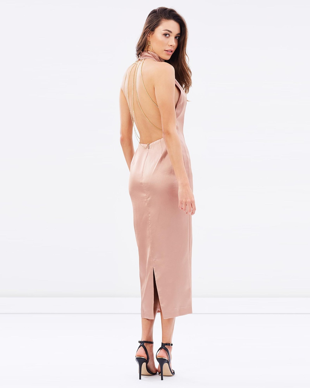BSSA Kendall Dress Dresses Bronze Kendall Dress