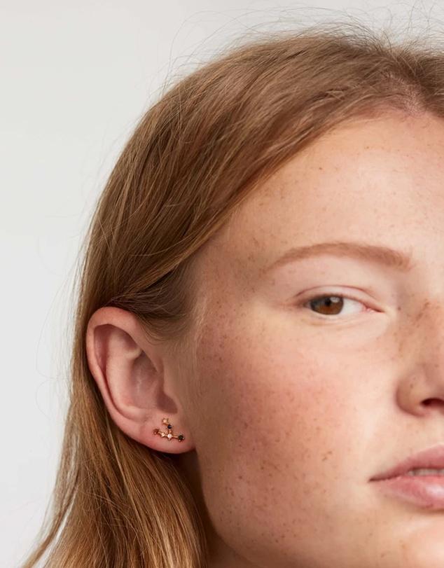 Women Taurus Earrings