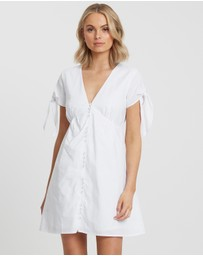 Calli - Sloane Tie Sleeve Dress