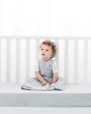 Love to Dream SLEEP BAG?äó 0.2 Tog - Sleeping bags (Grey Spots & Arrows)
